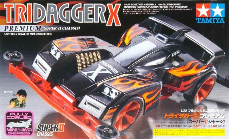 Tridager X Populer Melatih Mobil