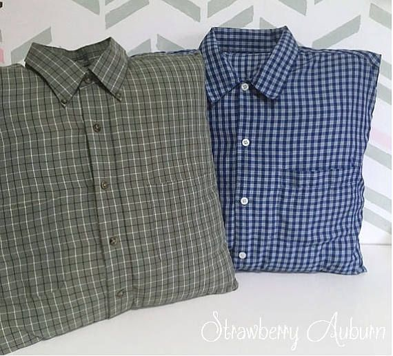 Button Down Shirt With Collar Memory Pillow Covers Comes With Amazing Button Up Shirt Pillow Covers