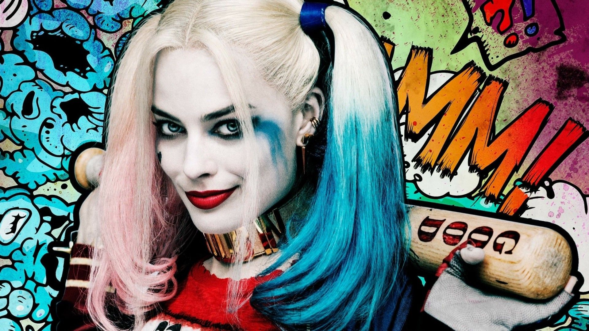 Harley Quinn Hd Wallpapers Suicide Squad Tab Toris Gaming Desk Top