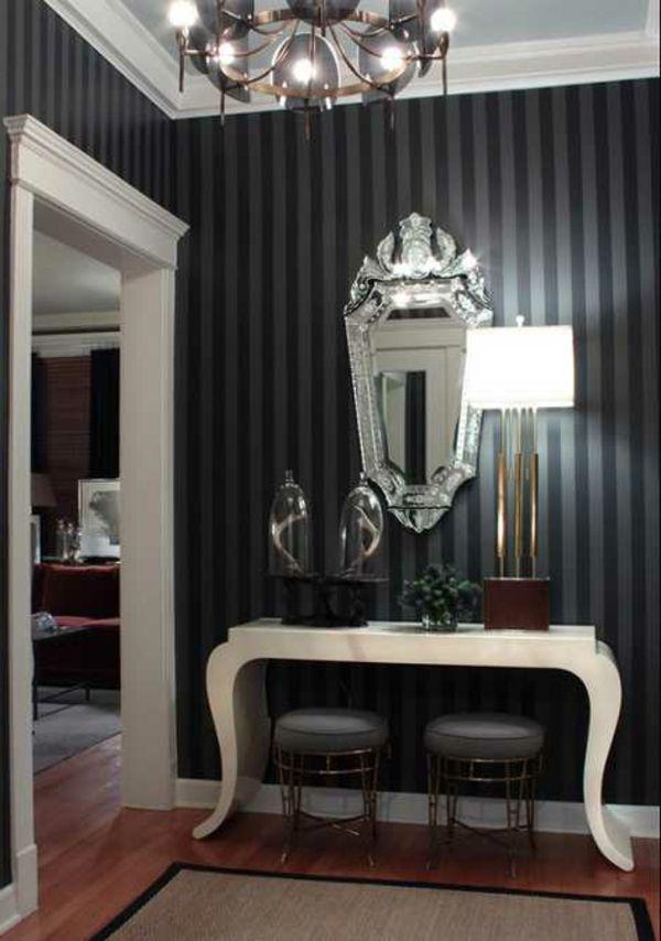 Le meuble console d\u0027 entrée complète le style de votre intérieur