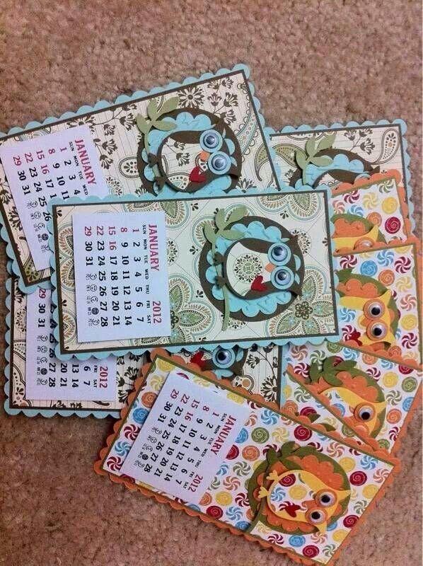 Calendar Art Fairs : Calendars paper crafts calendar scrapbook