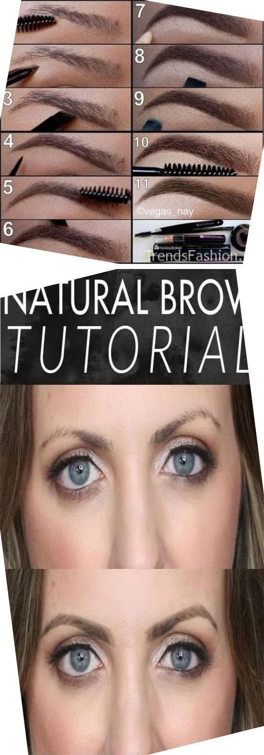 Eyebrow Liner Brush   How To Do Eyebrows At Home   Brow ...