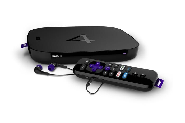 Roku 4 4K Streaming Box Announced Streaming devices