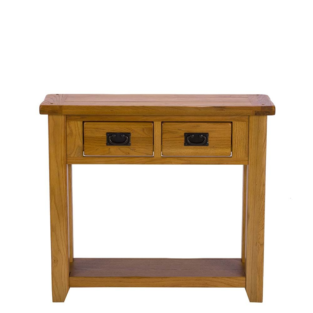 narrow walnut console table for dining room or foyer back to top