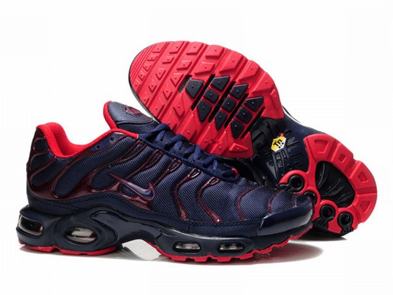 Nike Air Max Tn Tuned - basket tn Chaussures Pour Homme Violet/Rouge  officielniek007
