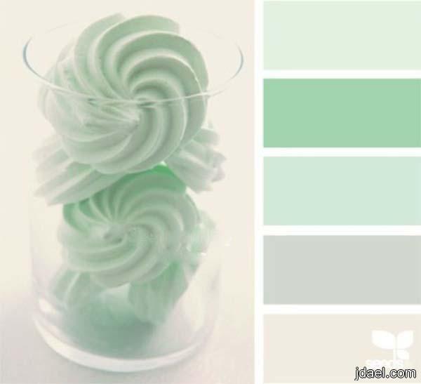 الوان دهان الجدار للمنازل بالوان 2013 بويات متدرجه للحائط الداخلي منتدى جدايل Mint Tone Mint Color Schemes Interior Paint Colors Schemes