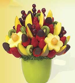 edible fruit baskets finger food fruit