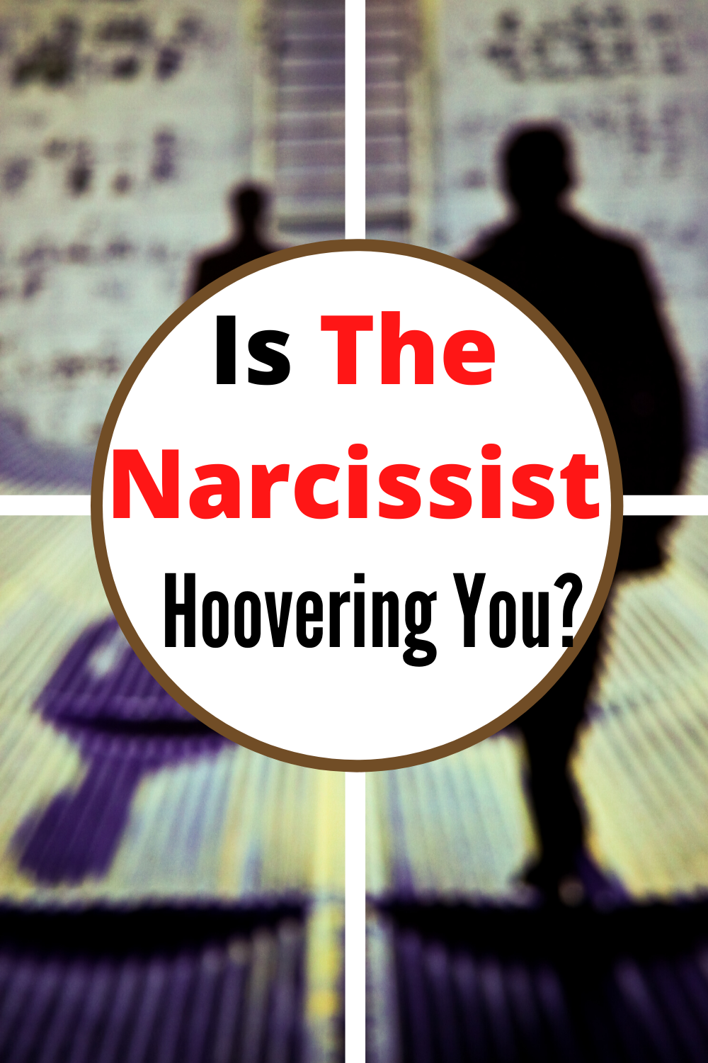 Is The Narcissist Hoovering You? | Narcissistic behavior