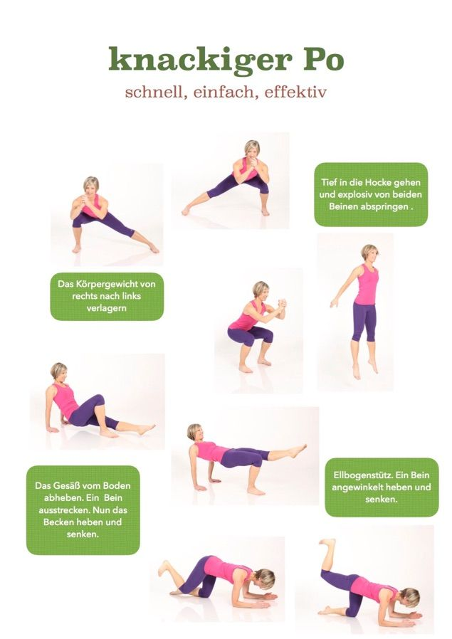 Trainings-Charts #exercisesforupperback