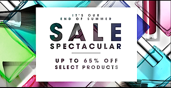 Sephora Promo Code Discount Sale Labor Day 2013 Weekend