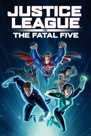 Photo of Justice League vs. the Fatal Five 2019 full film german COMPLETE Kino Justice …