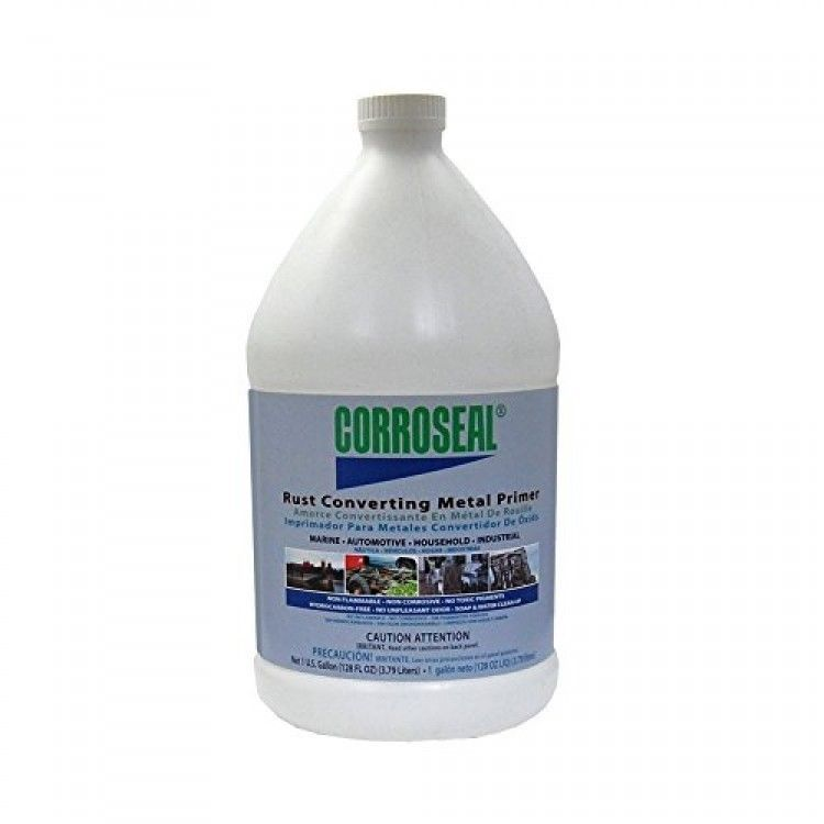 Corroseal 82331 WaterBased Rust Converter, Gallon | Murr