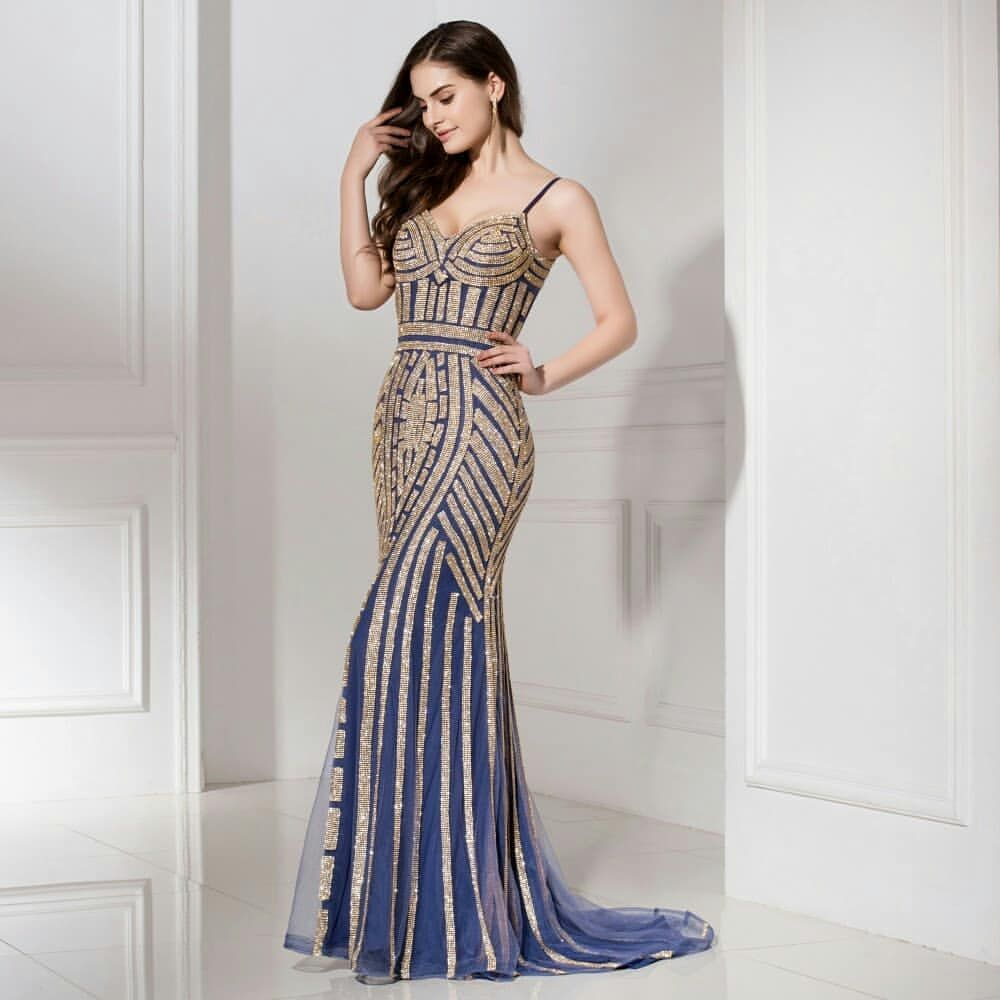 Price reduction! This dress is now $199.99 - search \'crystal prom ...