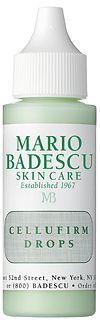 Mario Badescu Cellufirm Drops: rated 3.8 out of 5 by MakeupAlley.com members. Read 27 member reviews. View Product Ingredients.