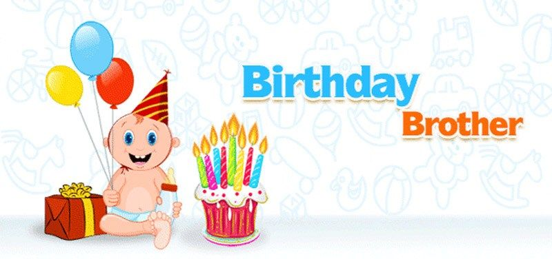 Birthday Wishes for Brothers with Images 2 | Birthday Wishes