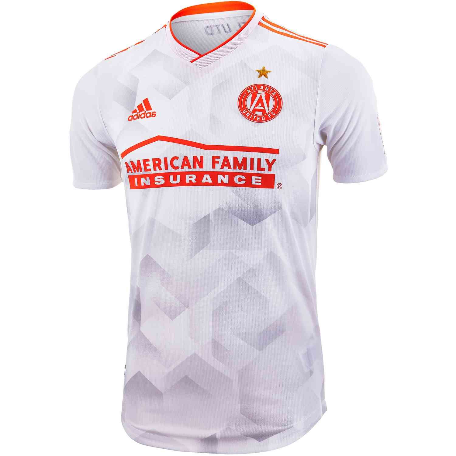 2019 Adidas Atlanta United Away Authentic Jersey Jersey Adidas Soccer Jersey