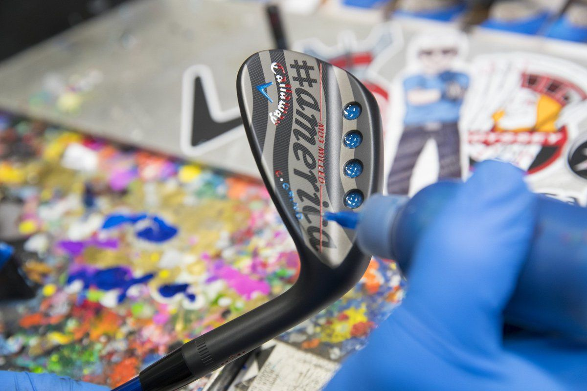 Callaway Community Exclusive: Blind auction for this set of USA ...