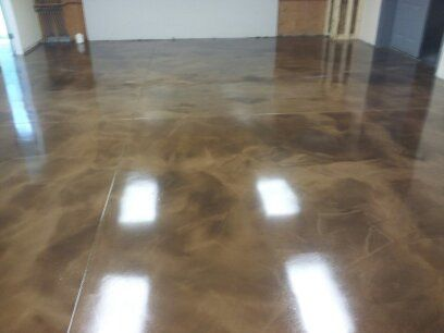 Epoxy Floor By Day S Concrete Floors