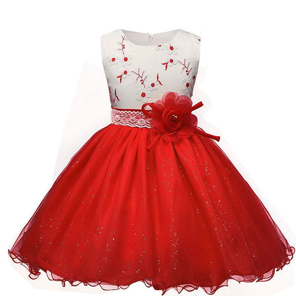 e8c88a012cf9 Click to Buy << Flowers Tutu Dress For Girl Wedding Brand Baby Kids Prom  Gown Princess Party Dress Kids Clothes Children Dresses For Girls 10Yrs  #Affiliate