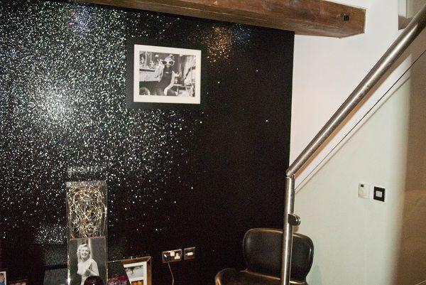 6 image source glitter bug must try glitter wallpaper glitter glitter paint for walls. Black Bedroom Furniture Sets. Home Design Ideas