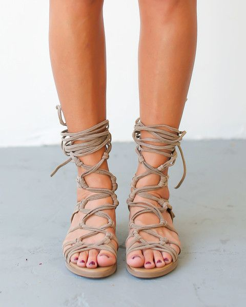 397dde0a2dea Our Hera Gladiator Sandals are unforgettable! A peep toe