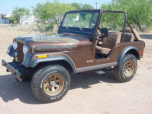 Cj5 Golden Eagle Jeep Suv Jeep Cj Jeep