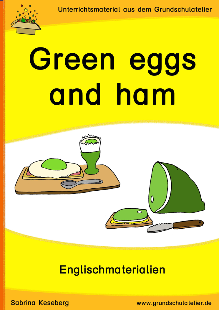 Storytelling: Green eggs and ham
