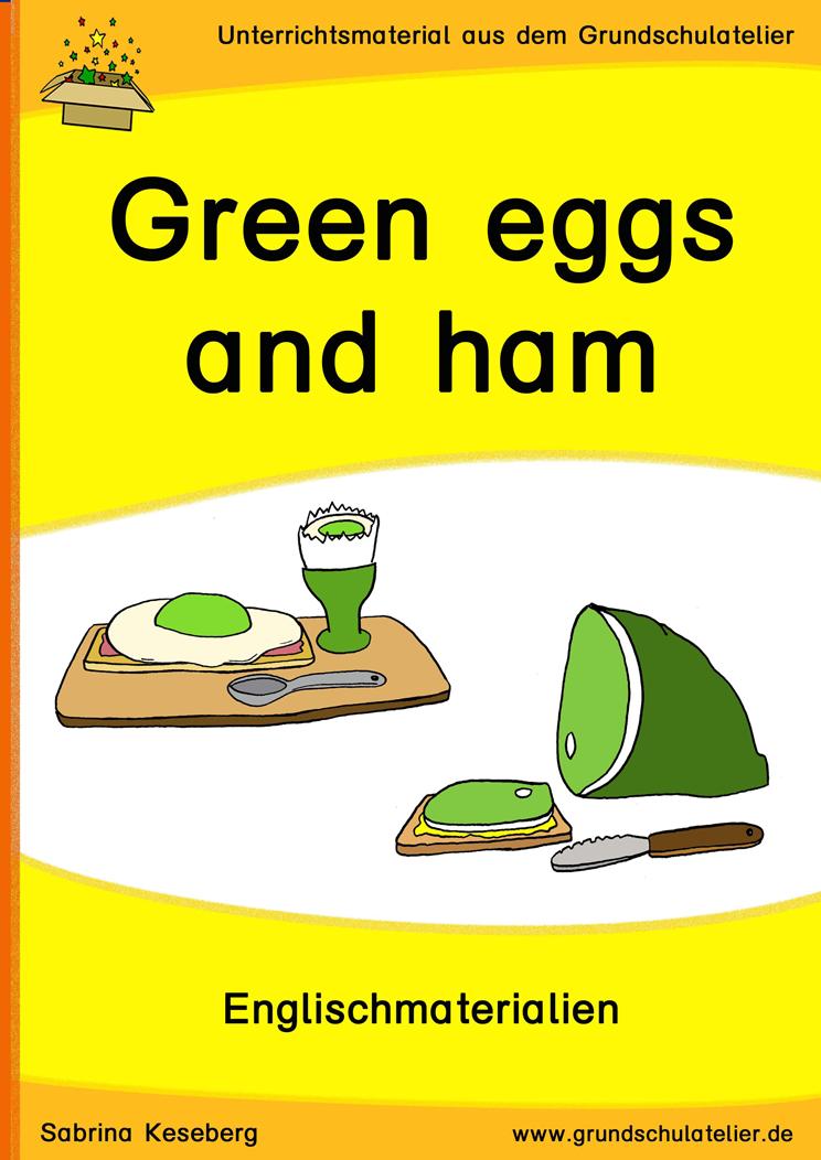 storytelling green eggs and ham unterrichtsmaterial f252r