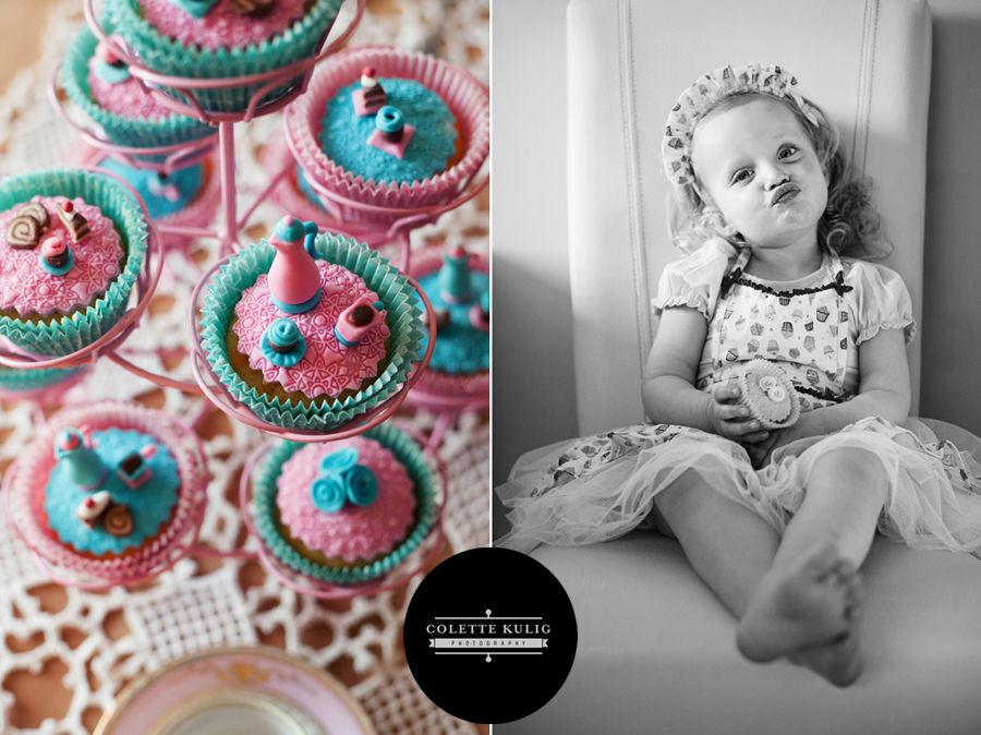 cupcake break! sugar makes us sweet! view more collections at: www.colettekulig.com