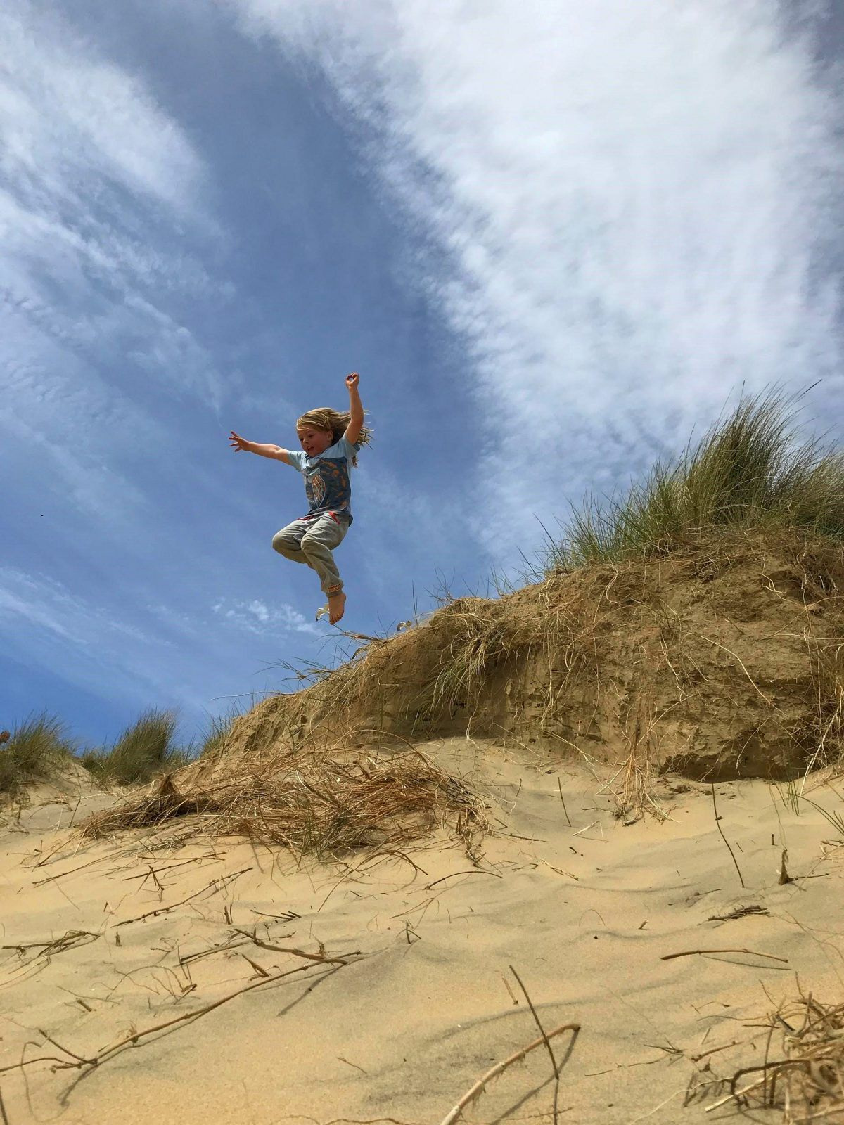 5 Risky Activities That Help Kids Overcome Fear With