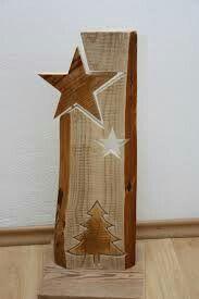 Weihnachtsdeko Aussen Holz.Weihnachten Basteln Weihnachten Holz Holzdeko Weihnachten Und
