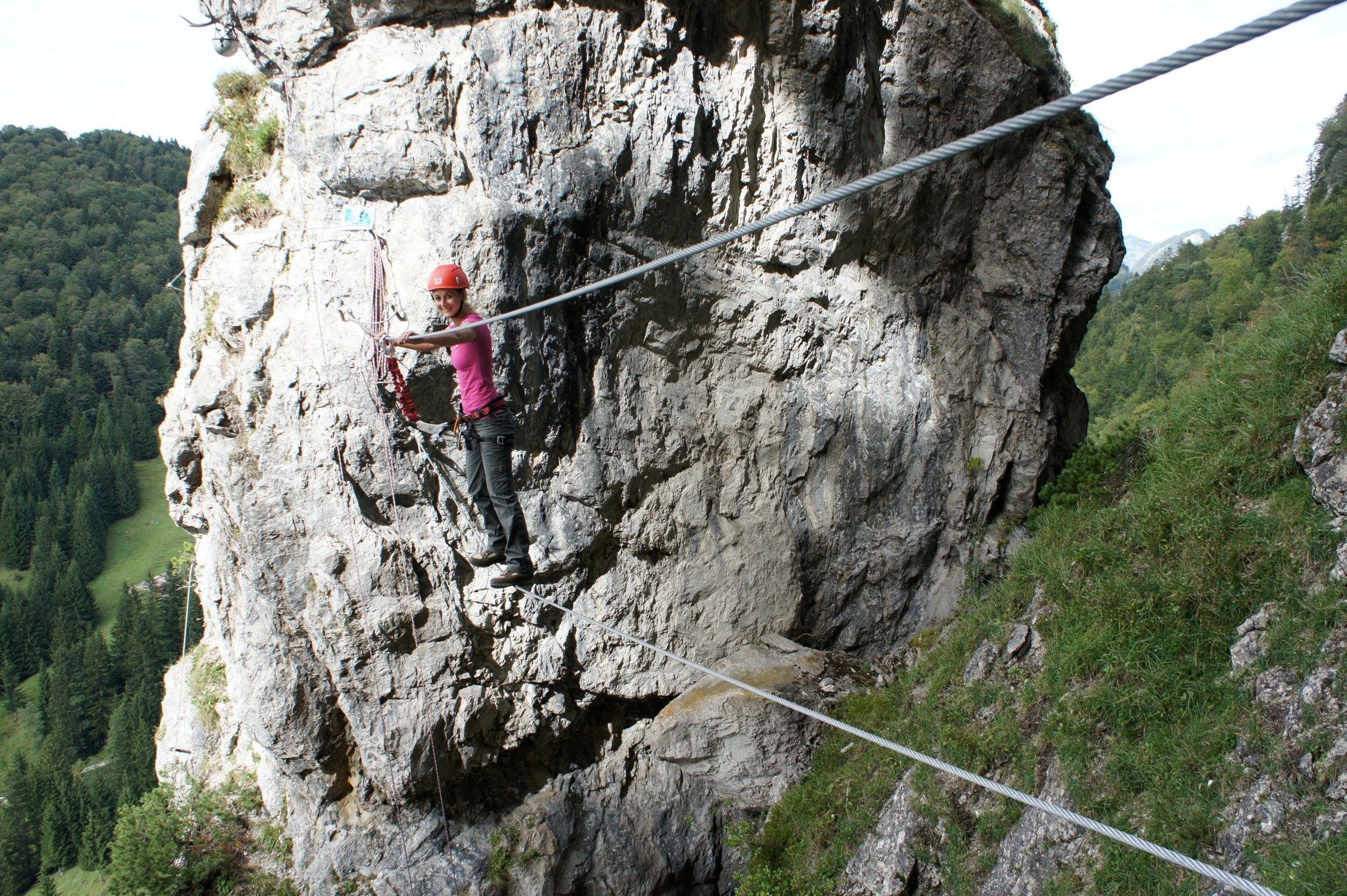 Klettersteig Ottenalm : Klettersteig ottenalm klettersteige sport outdoor