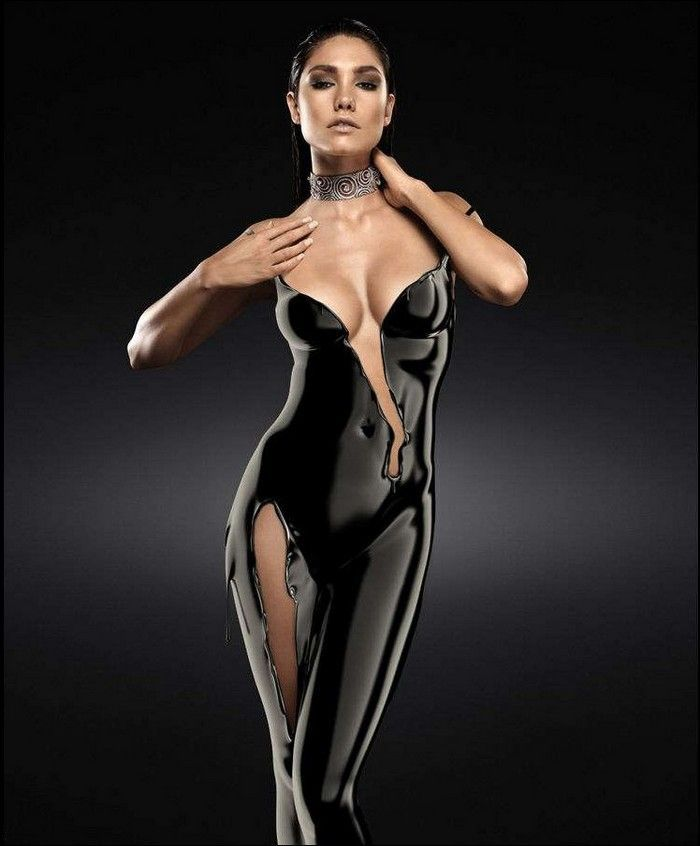 Liquid latex nude pictures at JustPicsPlease page 2