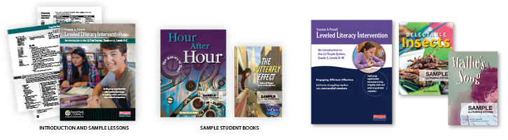 Free downloadable leveled literacy intervention teal system sampler free downloadable leveled literacy intervention teal system sampler download the leveled literacy intervention teal system grades 612 to read about llis fandeluxe Images