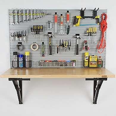 11 Neat Garage Storage Solutions Garage Storage Organization