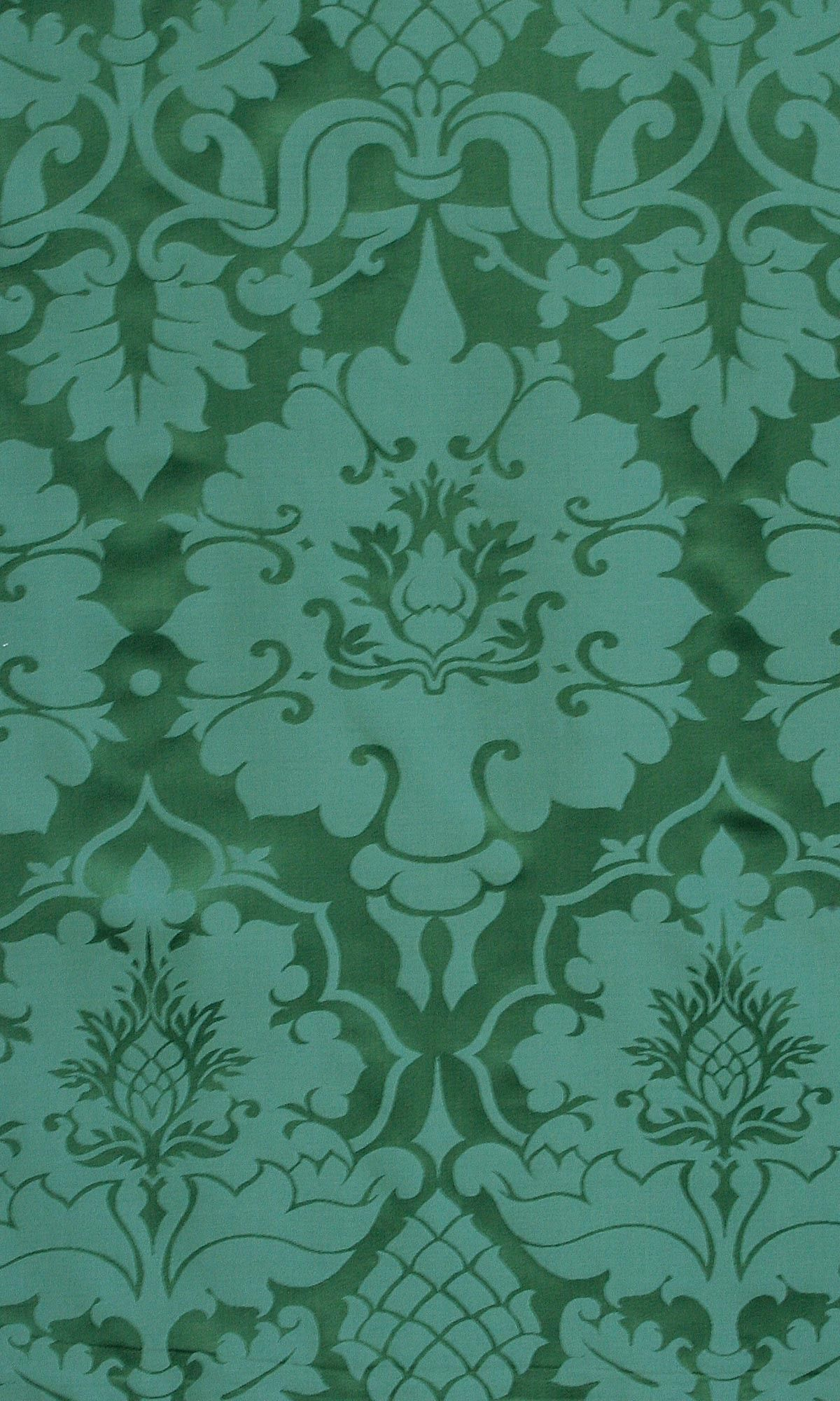 Pattern fabric wallpaper printing on fabric