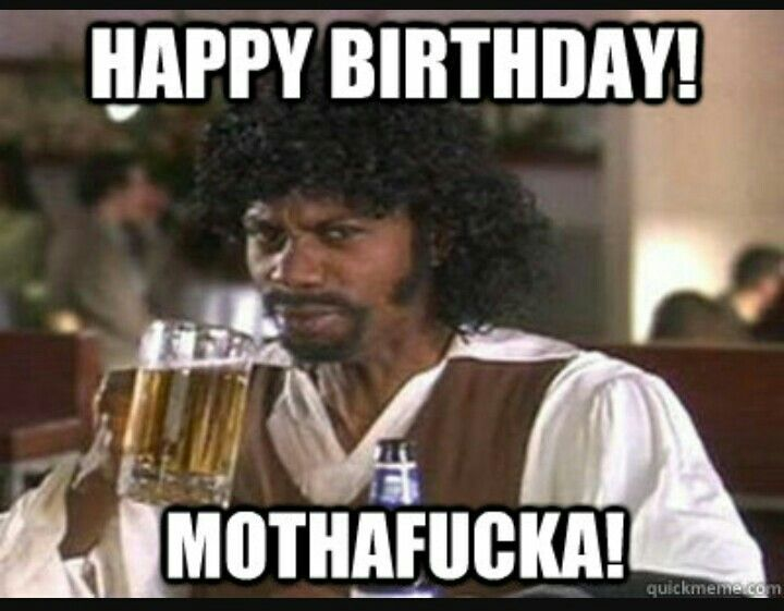 Funny Memes For Happy Birthday : Pin by bill perkins on birthday greetings rick