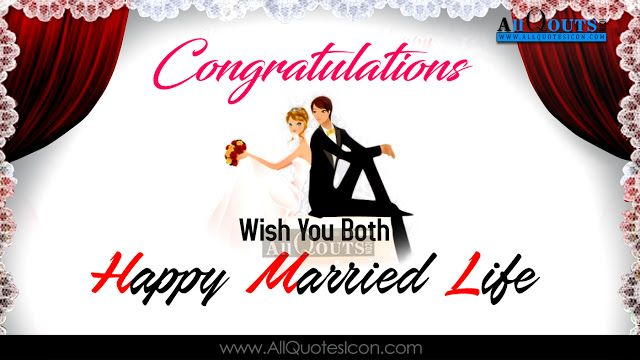 English Happy Marriage Day Wishes English Quotes Images Pictures