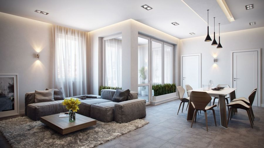 Modern Apartment Interior Design Contemporary German Apartment Design Showcases A Stunning Interior .