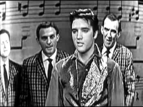 1956 Elvis Presley Don T Be Cruel Ed Sullivan Show Mpeg1video Elvis Presley Elvis Elvis Presley Albums