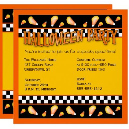 bubbling brews halloween party invitations in pumpkin magnificent