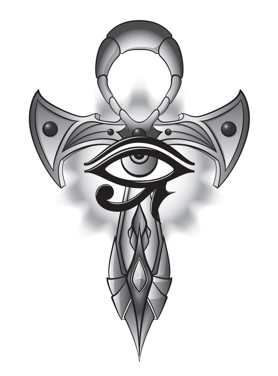Eye Of Ra Tattoo Design