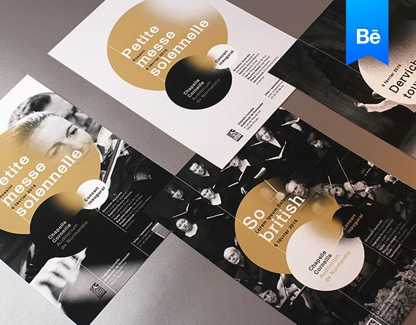 "Empfohlenes @Behance-Projekt: ""Chapelle Corneille - Brand design"" https://www.behance.net/gallery/30833769/Chapelle-Corneille-Brand-design"