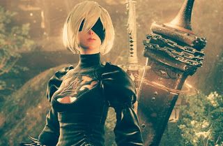 Nier Automata Comes To Pc A Week After Its Ps4 Release Game