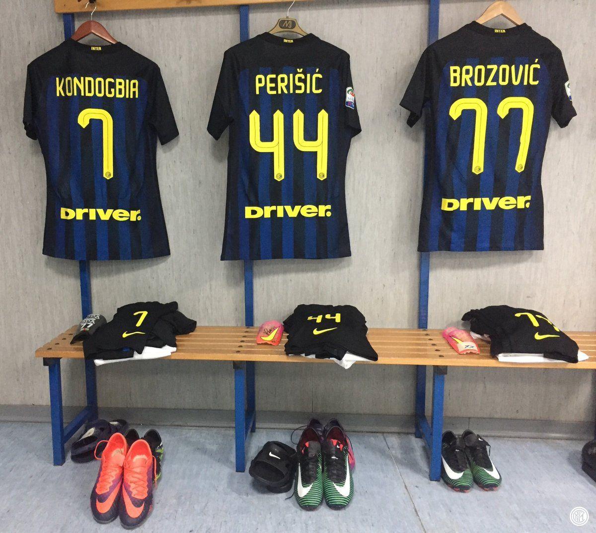 Camiseta Inter Milan 2017