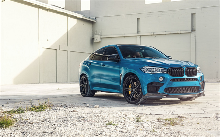 Download Wallpapers Bmw X6m 2018 F86 Sports Crossover