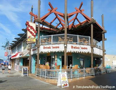 Capt'n Jack's Island Grill in Wildwood | New Jersey - Travel