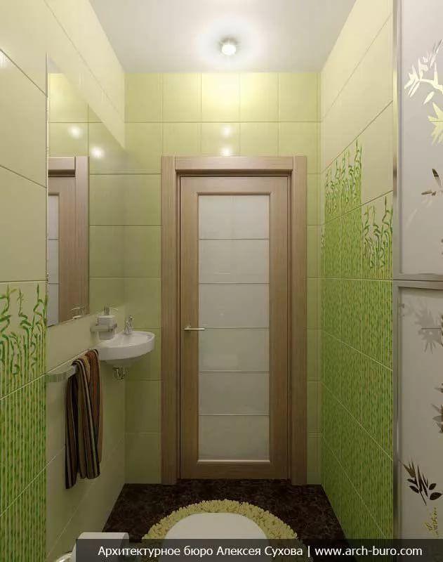 дизайн туалета 2 кв.м фото без ванной: 10 тыс изображений ...