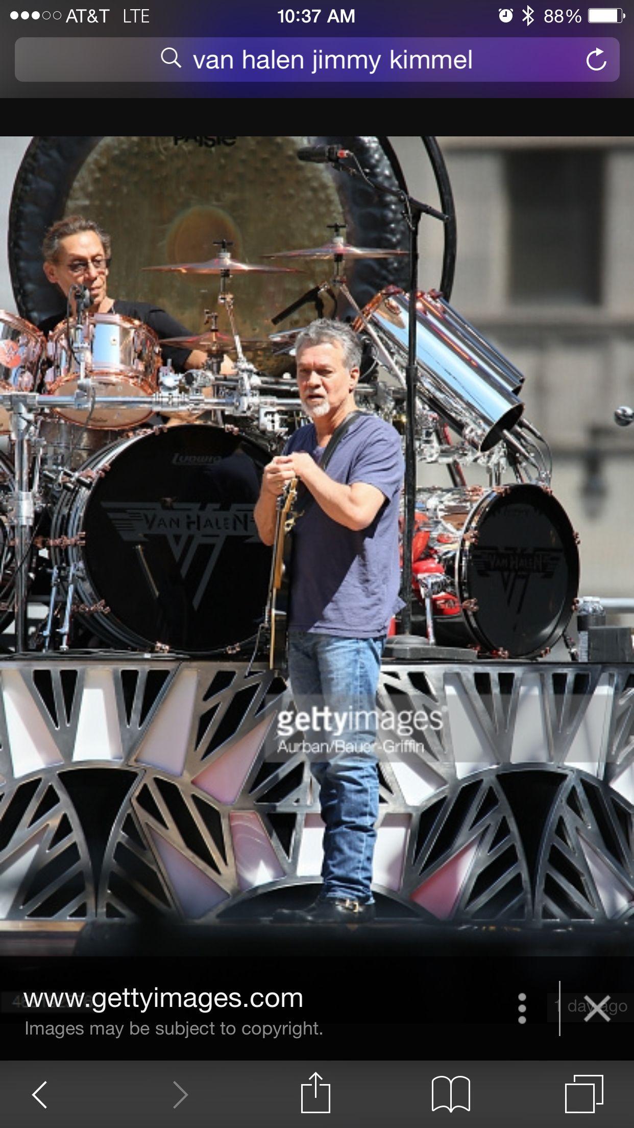 Van Halen 2015 Van Halen Van Halen 5150 Alex Van Halen