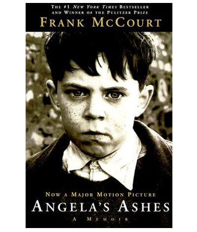 a critique of angelas ashes by frank mccourt Frank mccourt's last wish granted as ashes are scattered family of writer, famous for 'angela's ashes', arrives in limerick to honour his dying wish.